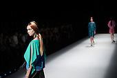 Tokyo Fashion week Yuma Koshino