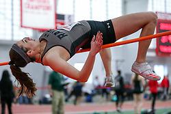 High Jump, Boston University Athletics<br /> Hemery Invitational Indoor Track & Field