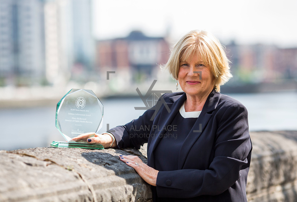 23.05.2018.       <br /> Today, the Institute of Community Health Nursing (ICHN) hosted its&nbsp;2018 community nurse&nbsp;awards in association with&nbsp;Home Instead Senior Care,&nbsp;at its annual nursing conference, in the Strand Hotel Limerick, rewarding public health nurses for their dedication to community care across the country. <br /> <br /> . Picture: Alan Place