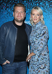 Carpool Karaoke The Series Launch Party. 07 Aug 2017 Pictured: James Corden, Julia Carey. Photo credit: Jaxon / MEGA TheMegaAgency.com +1 888 505 6342