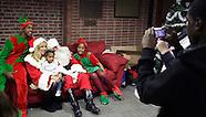 2010 YMCA Family Night with Santa