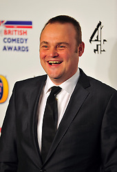 © Licensed to London News Pictures. 16/12/2011. London, England. Al Murray attends the Channel 4 British Comedy Awards  in Wembley London .  Photo credit : ALAN ROXBOROUGH/LNP