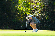 Karlin Beck during the second round of the Symetra Tour's Florida's Natural Charity Classic at the Country Club of Winter Haven on March 11, 2017 in Winter Haven, Florida.<br /> <br /> &copy;2017 Scott Miller