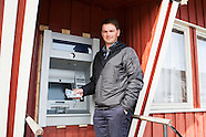 Johnny Cash Bank Automat Røyrvik