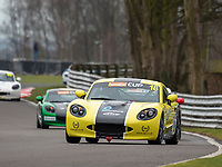 #18 Jamie HOPKINS Elite Motorsport  during Ginetta G40 Cup  as part of the British GT and BRDC British F3 Championship at Oulton Park, Little Budworth, Cheshire, United Kingdom. March 31 2018. World Copyright Peter Taylor/PSP.