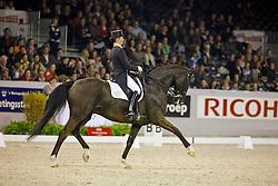 Van Grunsven Anky (NED) - IPS Salinero<br /> CDI-W 's Hertogenbosch 2008<br /> Photo © Hippo Foto