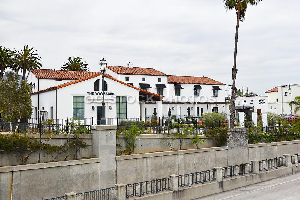The Wayfarer Hotel in Santa Barbara