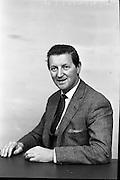 Mr. Jerry Bent, Dakota Limited<br /> 13.04.1961