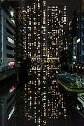 Tokyo, November 2013 - Building on a reclaimed land