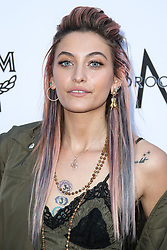 BEVERLY HILLS, LOS ANGELES, CA, USA - APRIL 08: The Daily Front Row's 4th Annual Fashion Los Angeles Awards held at the Beverly Hills Hotel on April 8, 2018 in Beverly Hills, Los Angeles, California, United States. 08 Apr 2018 Pictured: Paris Jackson. Photo credit: Xavier Collin/Image Press Agency / MEGA TheMegaAgency.com +1 888 505 6342