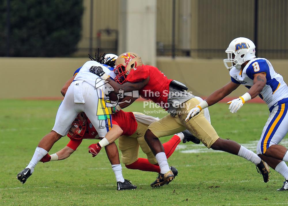 NCAA Football: VMI edges Morehead St 43-40 on last-second field goal