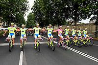 Alberto Contador / Equipe Tinkoff Saxo - 31.05.2015 - Tour d'Italie - Etape 21 : Turin / Milan <br />Photo : Sirotti / Icon Sport