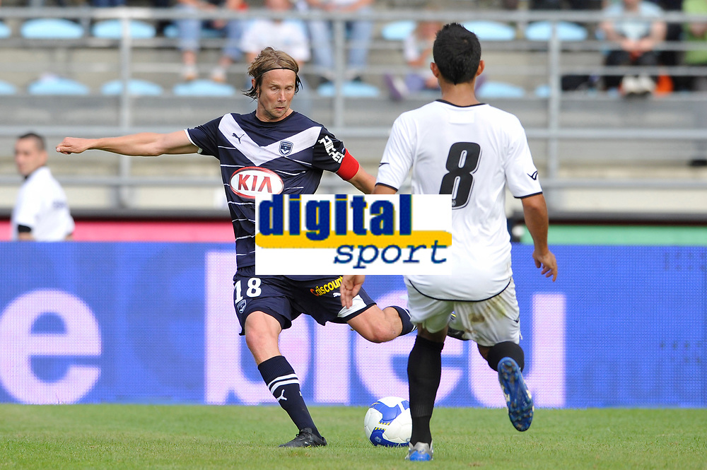 FOOTBALL - FRIENDLY GAMES 2011/2012 - BORDEAUX v UDINESE  - 20/07/2011 - PHOTO GUY JEFFROY / DPPI - JAROSLAV PLASIL (BOR)