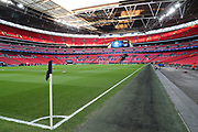 Wembley Stadium during the Champions League match between Tottenham Hotspur and Juventus FC at Wembley Stadium, London, England on 7 March 2018. Picture by Matthew Redman.