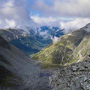 Lewis Pass area, South Island, New Zealand. Photo by Jen Klewiz