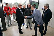 Gaetano Laguardia<br /> Raduno Nazionale Italiana Femminile Senior - Visita al Sindaco di Montegrotto Terme<br /> FIP 2017<br /> Montegrotto Terme, 27/02/2017<br /> Foto Ciamillo - Castoria