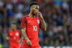 Raheem Sterling of England  - Mandatory by-line: Matt McNulty/JMP - 27/05/2016 - FOOTBALL - Stadium of Light - Sunderland, United Kingdom - England v Australia - International Friendly