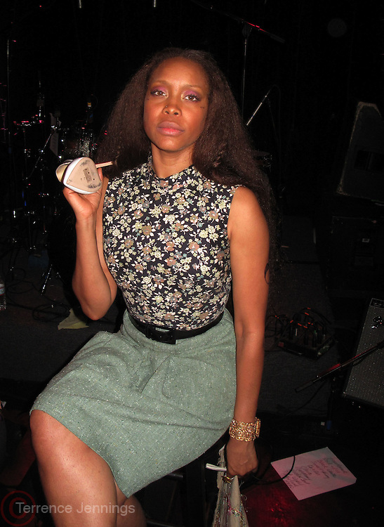 24 June-New York, NY-   Erykah Badu at the 1st Annual Black Girl Rock! & Soul Tour Celebrating Dynamic Woman in Music - LA Jam Session Presented by GM and held at the Roxy on June 24, 2011 in Los Angeles, California . Photo Credit: Terrence Jennings