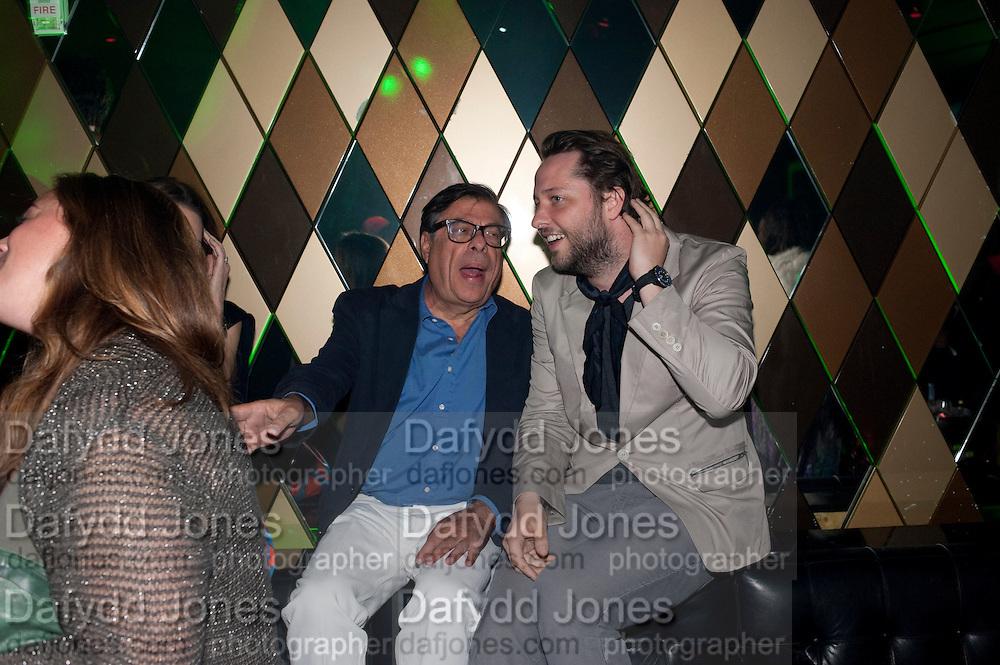 BOB COLACELLO, DEREK BLASBERG;  After party for hosted by Alex Dellal, Stavros Niarchos, and Vito Schnabel celebrate Dom PŽrignon Luminous. W Hotel Miami Beach. Opening of Miami Art Basel 2011, Miami Beach. 1 December 2011. .<br /> BOB COLACELLO, DEREK BLASBERG;  After party for hosted by Alex Dellal, Stavros Niarchos, and Vito Schnabel celebrate Dom Pérignon Luminous. W Hotel Miami Beach. Opening of Miami Art Basel 2011, Miami Beach. 1 December 2011. .