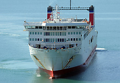 Wellington-Stena Alegra, replacement ferry suffers mechanical failure
