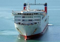 Wellington-Stena Alegra, replacement ferry suffers mechanical failure