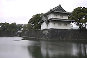 Japan, Tokyo, View of Imperial Palace