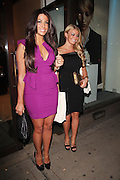 28.FEBRUARY.2012. LONDON<br /> <br /> CARA KILBEY AND BILLIE MUCKLOW AT THEMUSE.TV LAUNCH PARTY AT THE SWAROVSKI CRYSTALLIZED LOUNGE IN LONDON<br /> <br /> BYLINE: EDBIMAGEARCHIVE.COM<br /> <br /> *THIS IMAGE IS STRICTLY FOR UK NEWSPAPERS AND MAGAZINES ONLY*<br /> *FOR WORLD WIDE SALES AND WEB USE PLEASE CONTACT EDBIMAGEARCHIVE - 0208 954 5968*