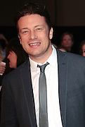 06-10-14 - Pride of Britain Awards 2014 Red Carpet Arrivals at The Grosvenor House Hotel, London<br /> UNITED KINGDOM OUT<br /> Photo Shows: Jamie Oliver