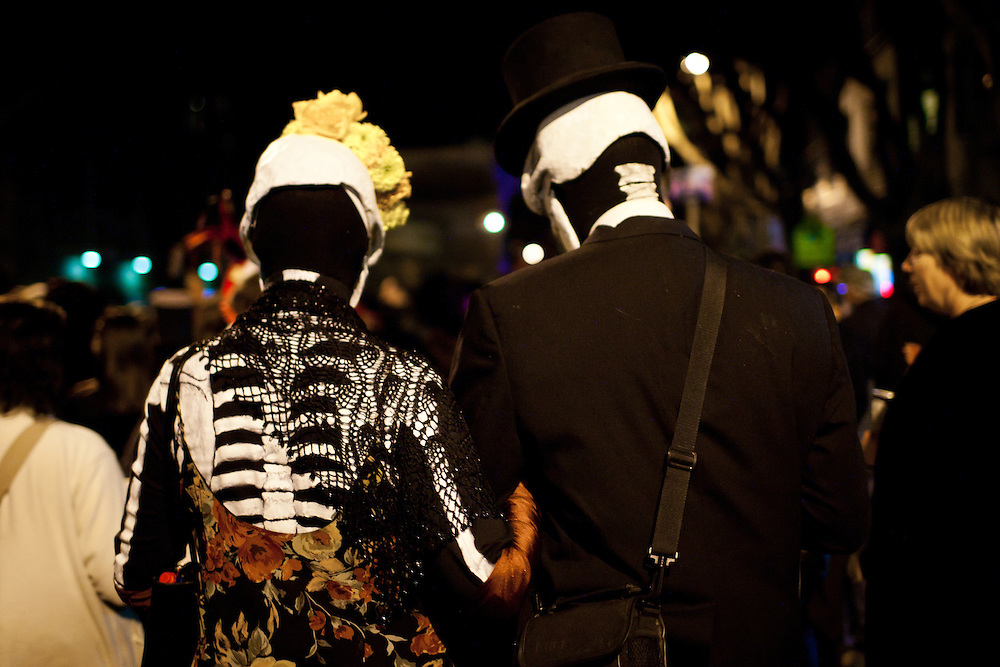 Day of the Dead Celebration in San Francisco.