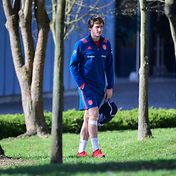 Baptiste Serin of France during the training session of  the France rugby team at Centre National de Rugby on March 14, 2017 in Marcoussis, France. (Photo by Dave Winter/Icon Sport)