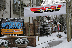 02.02.2015, Vail, USA, FIS Weltmeisterschaften Ski Alpin, USA, FIS Weltmeisterschaften Ski Alpin, Vail Beaver Creek 2015, im Bild Deutschland Haus // before the FIS Ski World Championships 2015 at Vail, United States on 2015/02/02. EXPA Pictures © 2015, PhotoCredit: EXPA/ SM<br /> <br /> *****ATTENTION - OUT of GER*****