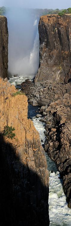 Victoria Falls, Zambesi River, Livingstone, Southern Province, Zambia