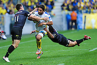 Julien BARDY - 18.04.2015 - Clermont / Saracens - 1/2Finale European Champions Cup<br />