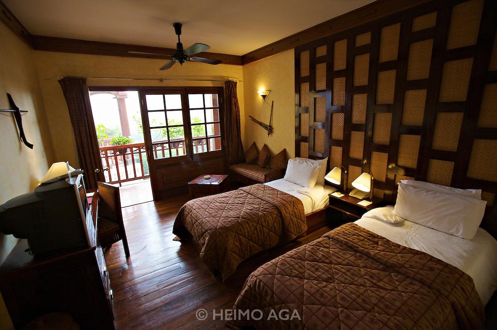 Victoria Sapa Hotel. Bedroom.