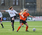 United's Fiona Mearns  - Dundee United Women v Dunfermline Athletic Development - Scottish Womens Football League<br /> <br />  - &copy; David Young - www.davidyoungphoto.co.uk - email: davidyoungphoto@gmail.com