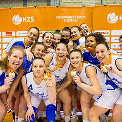 20180311: SLO, Basketball - Slovenian Woman Basketball Cup, Final - Cinkarna Celje vs Triglav Kranj