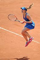 Alize CORNET  - 25.05.2015 - Jour 2 - Roland Garros 2015<br />Photo : Nolwenn Le Gouic / Icon Sport