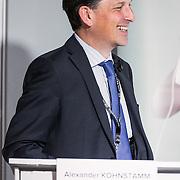 20160616 - Brussels , Belgium - 2016 June 16th - European Development Days - Mobile technology - Democratising health care in Africa - Alexander Kohnstamm , Director Advocacy , Joep Lange Institut - Moderator © European Union