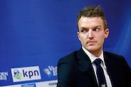 06-03-2016 VOETBAL:WILLEM II-AJAX:TILBURG <br /> Willem II nieuwe persvoorlichter Wouter Janssen<br /> <br /> Foto: Geert van Erven