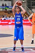 DESCRIZIONE : Trento Nazionale Italia Maschile Trentino Basket Cup Italia Paesi Bassi Italy Netherlands <br /> GIOCATORE : Achille Polonara<br /> CATEGORIA : Tiro Libero<br /> SQUADRA : Italia Italy<br /> EVENTO : Trentino Basket Cup<br /> GARA : Italia Paesi Bassi Italy Netherlands<br /> DATA : 30/07/2015<br /> SPORT : Pallacanestro<br /> AUTORE : Agenzia Ciamillo-Castoria/GiulioCiamillo<br /> Galleria : FIP Nazionali 2015<br /> Fotonotizia : Trento Nazionale Italia Uomini Trentino Basket Cup Italia Paesi Bassi Italy Netherlands