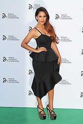 © Licensed to London News Pictures. Preeya Kalidas at the Novak Djokovic Foundation London gala dinner, The Roundhouse, London UK, 08 July 2013. Photo credit: Richard Goldschmidt/LNP