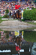 Paul Estermann - Quinara 13<br /> World Equestrian Festival, CHIO Aachen 2012<br /> © DigiShots