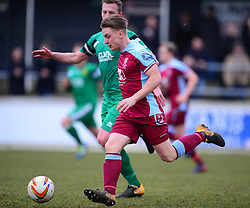 ADAM WATKINS CHESHAM UNITED, Chesham United v Hitchin Town Evostik Southern Premier Division, Saturday 10th March 2018, Score 0-0