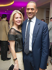 Feb 28 2013 Adam Afriyie and his wife Tracy-Jane