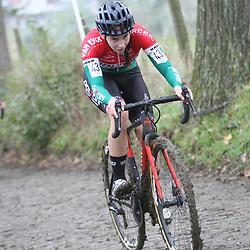 01-11-2019: Wielrennen: DVV trofee Veldrijden: Koppenberg: Blanka Vas