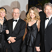 Kate Capshaw, Steven Speilberg, Michelle Pfeiffer and David E. Kelly