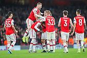 Arsenal v Vitoria SC 241019