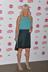 Pictured is Gaby Roslin<br /> Lorraine's High Street Fashion Awards 2014 at Vinopolis, London, UK.<br /> Wednesday, 21st May 2014. Picture by Ben Stevens / i-Images