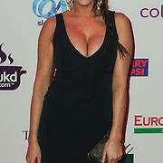 Battersea Evolution London, England, UK, 27th November 2017. Frankie Seaman attend the British Curry Awards, London, UK.