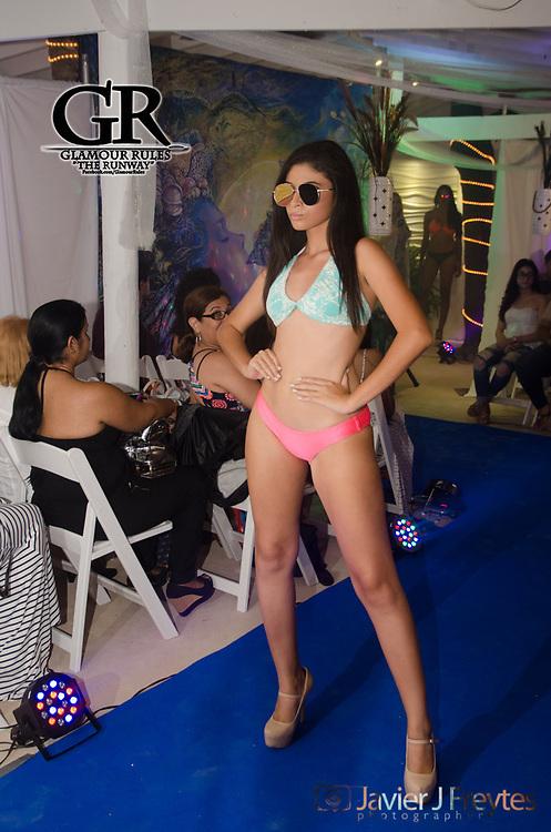 20170730- San Juan, Puerto Rico- Desfile de Moda: Glamour Rules - The Runway en el hotel Hosteria Del Mar en Ocean Park, San Juan, Puerto Rico. Coleccion de Yessenia Arroyo.